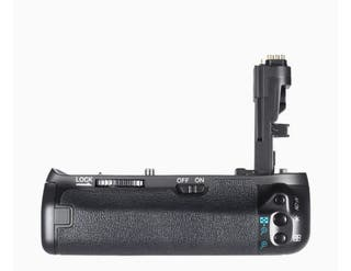 Multi-power battery pack grip para CANON 70D
