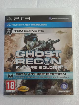 Ghost Recon Future Soldier - Tom Clancys PS3