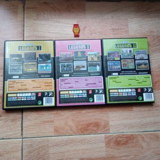 TAITO LEGENDS PC 90 JUEGOS IMPOLUTO