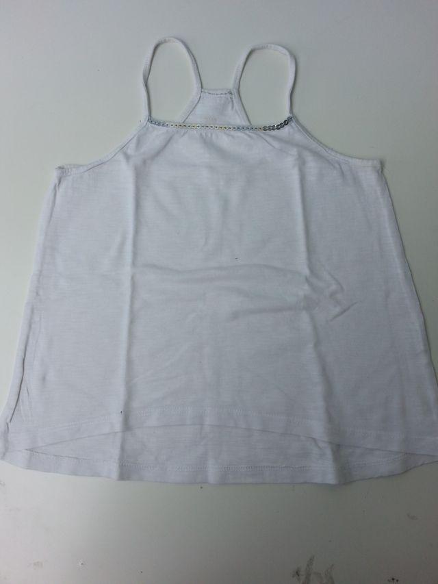 (720) (3x2) Camiseta niña 6-7 años