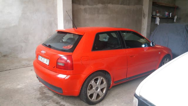 Audi S3 1999
