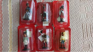 Soldados de plomo. Guerras napoleónicas