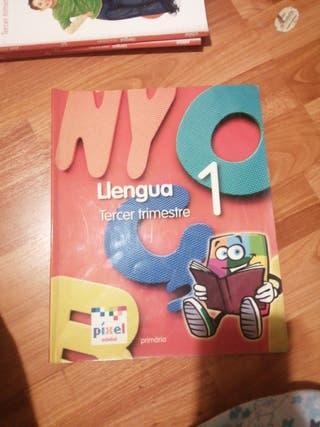 libro de primaria, PRIMERO PRIMARIA edición EDEBE
