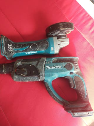percutor y radial makita