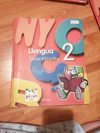 libros edición EDEBE, SEGUNDO PRIMARIA