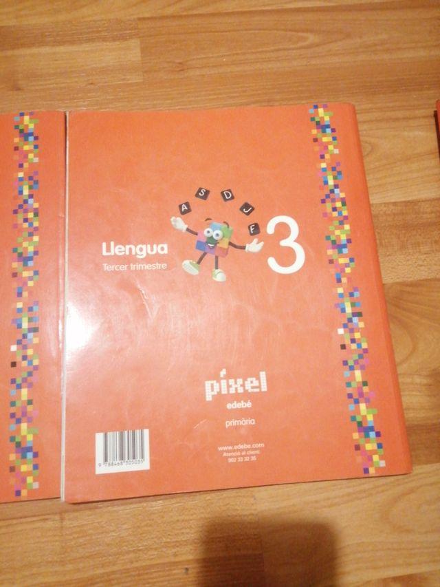 TERCERO LIBROS DE PRIMARIA