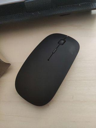 mouse ultra ligero, Bluetooth y recargable