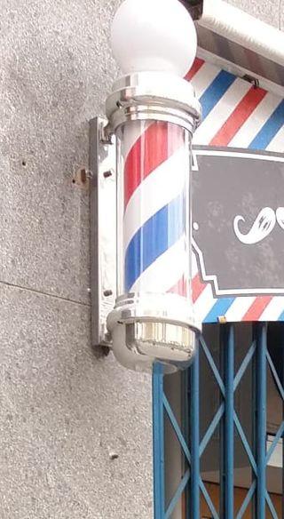 Luz barbero