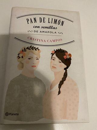 Libro: Pan de limón con semillas de amapola