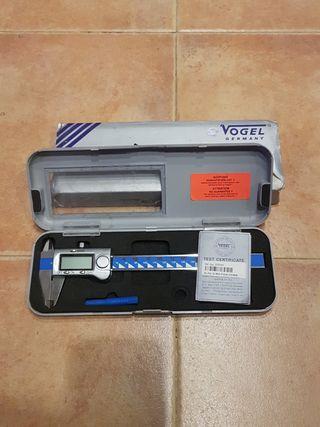 Calibre electronico digital Vogel sin usar