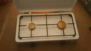 cocina camping gas