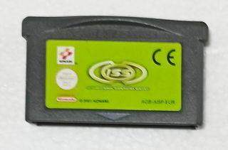 ISS juego de fútbol para Nintendo Game Boy Advance