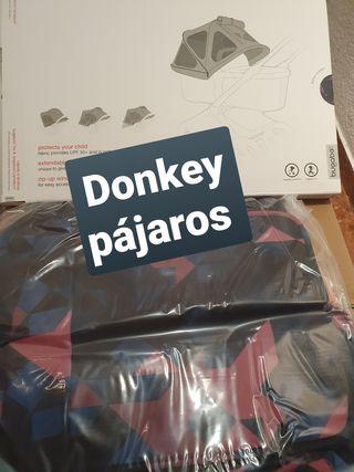 capota ventilada bugaboo donkey
