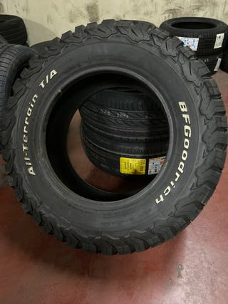 Neumático Bfgoodrich 265/65R17 120/117S AllTerrain