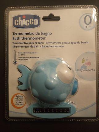 Termómetro de baño CHICCO, NUEVO