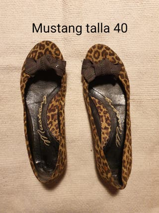 francesita bailarina leopardo talla 40