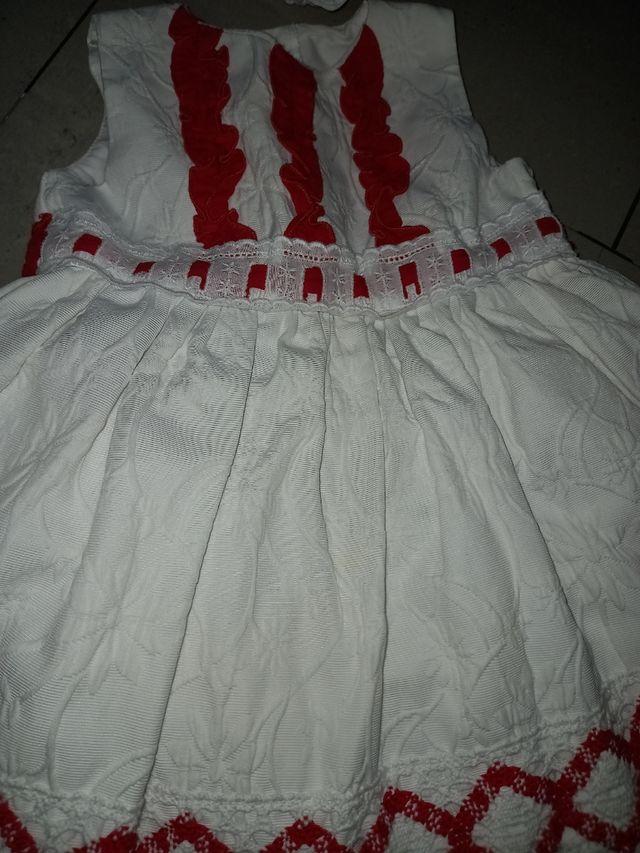 Vestido y capota Dolce Petit