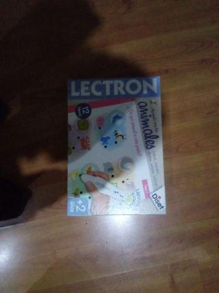 Juego Lectron y Puzzle