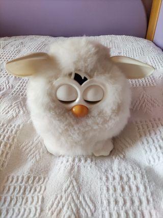Furby blanco original
