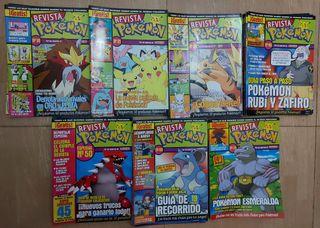 56 Revistas Pokemon