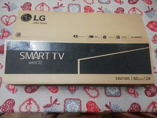 Television 24' LG SMART TV Webos
