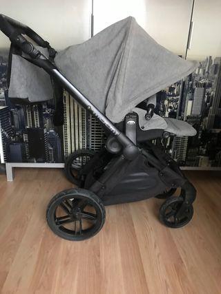 Trío Muum de Jané: Silla, cuco y silla de coche