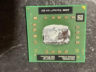 Procesadores portatil AMD turion 64