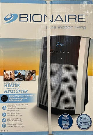 OFERTON !! Calefactor aire frío/caliente NUEVO