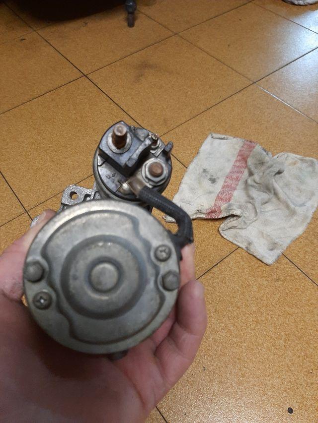 motor de arranque renol scénic 1.9dci