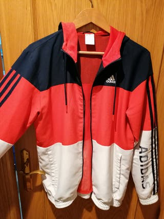 chaqueta de chandal de Adidas