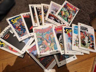 lote de 16 cómics el mundo