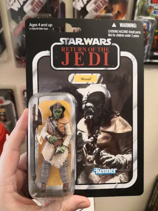 Wooof - Star Wars Vintage Collection
