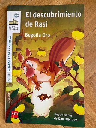 Libro Lectura El descubrimiento de Rasi