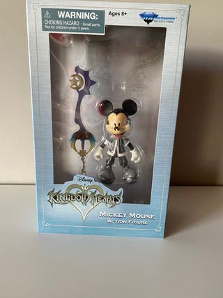 Figura oficial Kingdom Hearts Ps4 Nintendo
