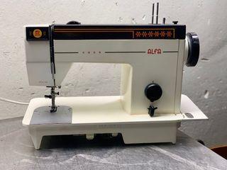 Máquina ALFA de coser