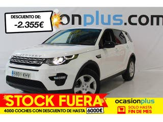 Land Rover Discovery Sport 2.0L eD4 4x2 Pure 110 kW (150 CV)