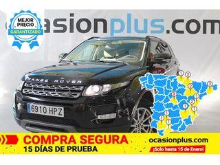 Land Rover Range Rover Evoque 2.2L eD4 Pure 4x2 110 kW (150 CV)