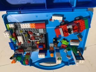 Taller maletín lego