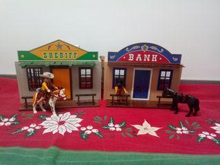 Playmobil Maletín del Oeste