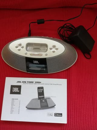 Altavoz JBL on time 200p