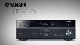 Amplificador 5.1 Yamaha RX-V475