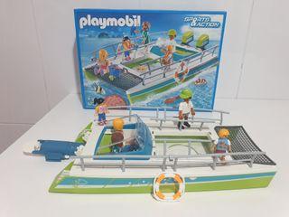 Barco PLAYMOBIL 9233
