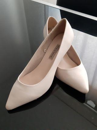 Zapatos de tacón nuevo Sfera talla 38