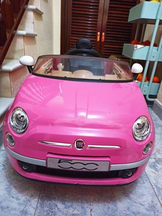 coche eléctrico Fiat 500