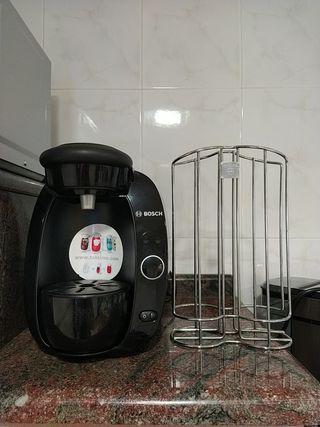 Cafetera Tassimo T20 + porta cápsulas