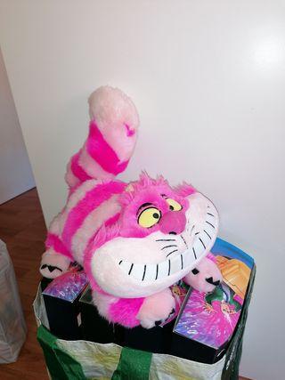 peluche gato Cheshire