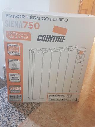 EMISOR TERMICO COINTRA 750W 5 Ele