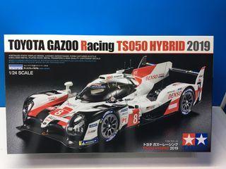 Toyota TS050 Hybrid 2019 Tamiya 1:24 25421