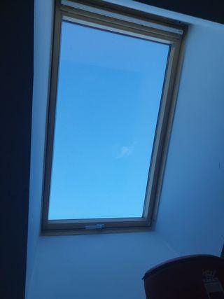 ventana de tejado velux