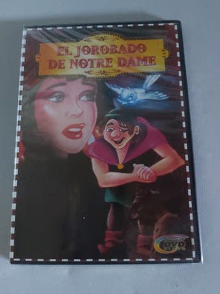 DVD EL JOROBADO DE NOTRE DAME
